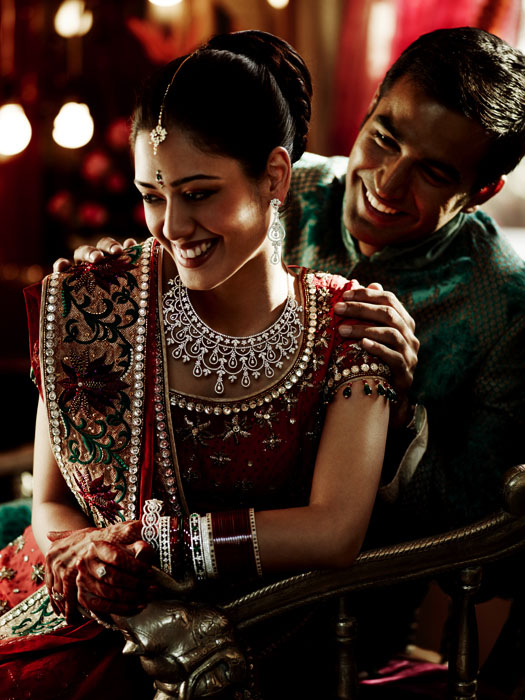 Picture-4 ( 20 Gorgeous Wedding Photographs from Tanishq Wedding Advertisement Gallery )